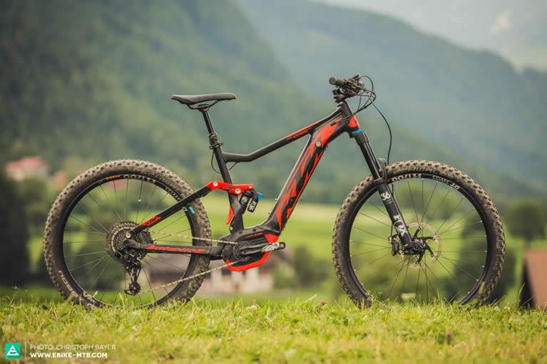 E-bike KTM 2018: Catalogo e Listino prezzi ufficiale